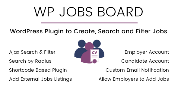 WP Jobs Board